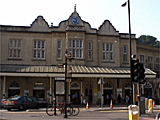 Bath Spa Railway Station