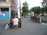 パリのピアノ弾き